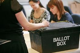 Voting Safely at Next Year's Elections image