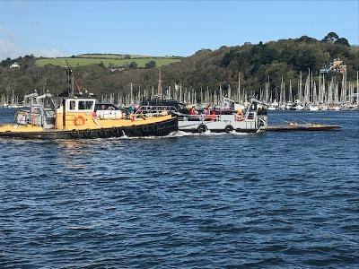 Dartmouth Lower Ferry - Service Update