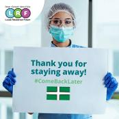Coronavirus: South West key workers thank you for staying away this bank holiday