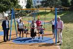 """It's Brilliant!"" Salcombe's Refurbished Play Park Opens"