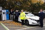'Super-fast' Electric Vehicle chargers unveiled for public use image