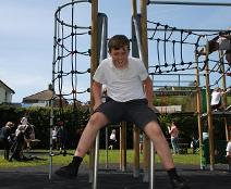 Community-Designed Play Park Gets Smiles Of Approval