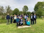 Memorial to Respected Ivybridge Councillor